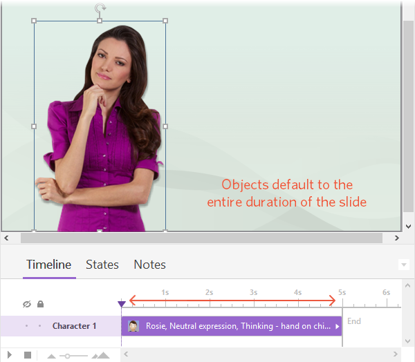 how to change the duration in the powerpoint