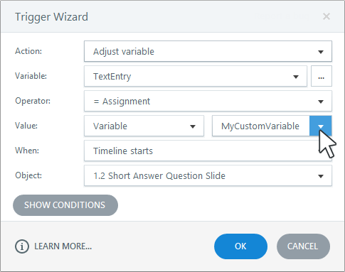 Storyline 2: Reporting Articulate Storyline Variables to an LMS